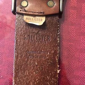 Hollister Accessories - Hollister belt size small